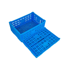 Collapsible Crates Stackable Storage Bins Bulk