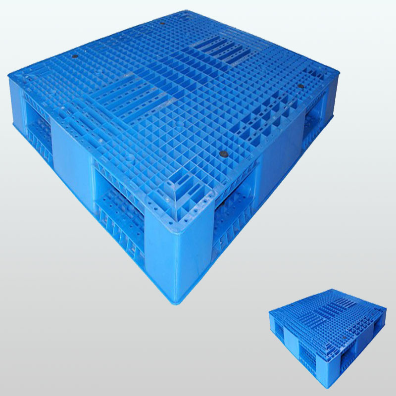 Double Faced Stackable Plastic Pallet Hygienic Plastic Pallets