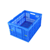 Plastic Collapsible Bulk Boxes Stackable Storage Bins Bulk