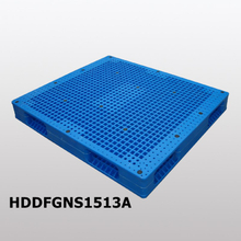 HDDFGNS1513A 1500*1300*150 mm plastic pallet with open deck & double-faced