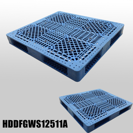 1250*1100 Double Faced Open Deck Nestable Plastic Pallet