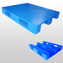 Plastic Pallet with 3 Runner,closed deck