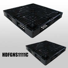 1100*1100 Full Perimeter Open Decks Warehouse Plastic Pallets