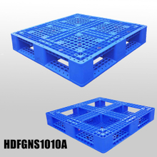 1000*1000*150 stackable plastic pallet with full perimeter bottom