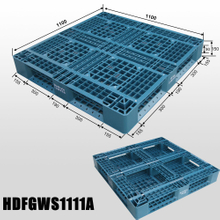 Good Quality Storage Plastic Pallet for Sale