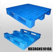Medium Duty Pallet Plastic Pallet with 3 Runners And Open Deck