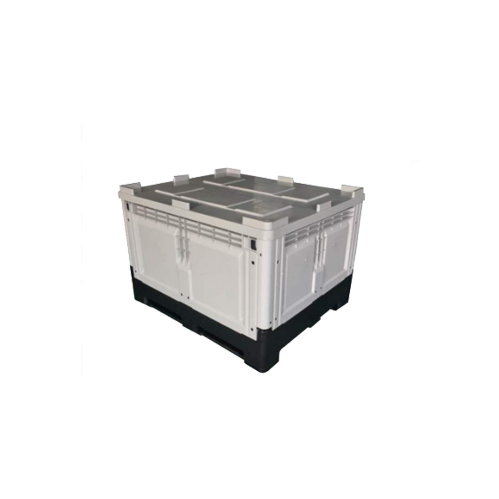 Collapsible Plastic Pallets Plastic Storage for Warehouse