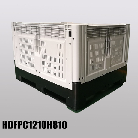 Foldable Pallet Container 1200*W1000*H810mm