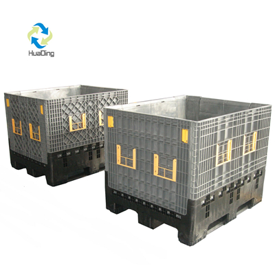 Plastic Pallet Foldable Containers for Packaging