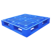 1000*1000*150 Smooth Flat Feet Rack Recycled Plastic Pallet