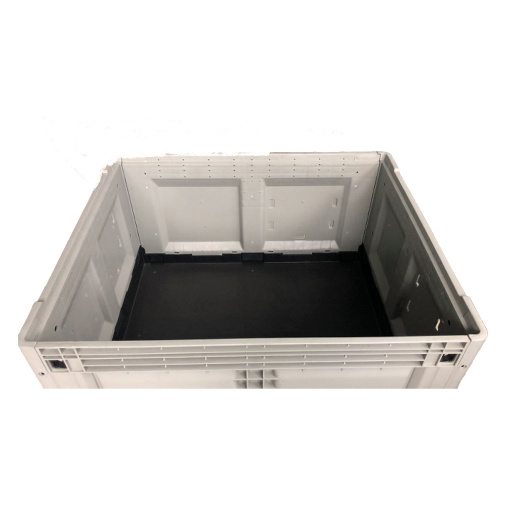 Pallet Box with Lid Containers in Selling Plastic Containers Storage Box