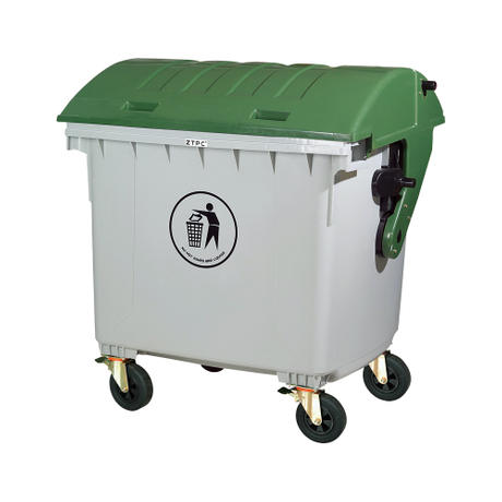 1200L Outdoor Garbage Can
