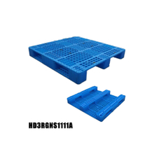 Smooth Design Four Way Entry Plastic Pallets