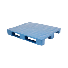 3runners Close Deck Stackable Plastic Pallets for Warehouse