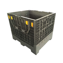 Collapsible 1200*1000*1000 Plastic Box Pallet