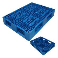 Full Perimeter Open Decks Pallet Packaging Plastic