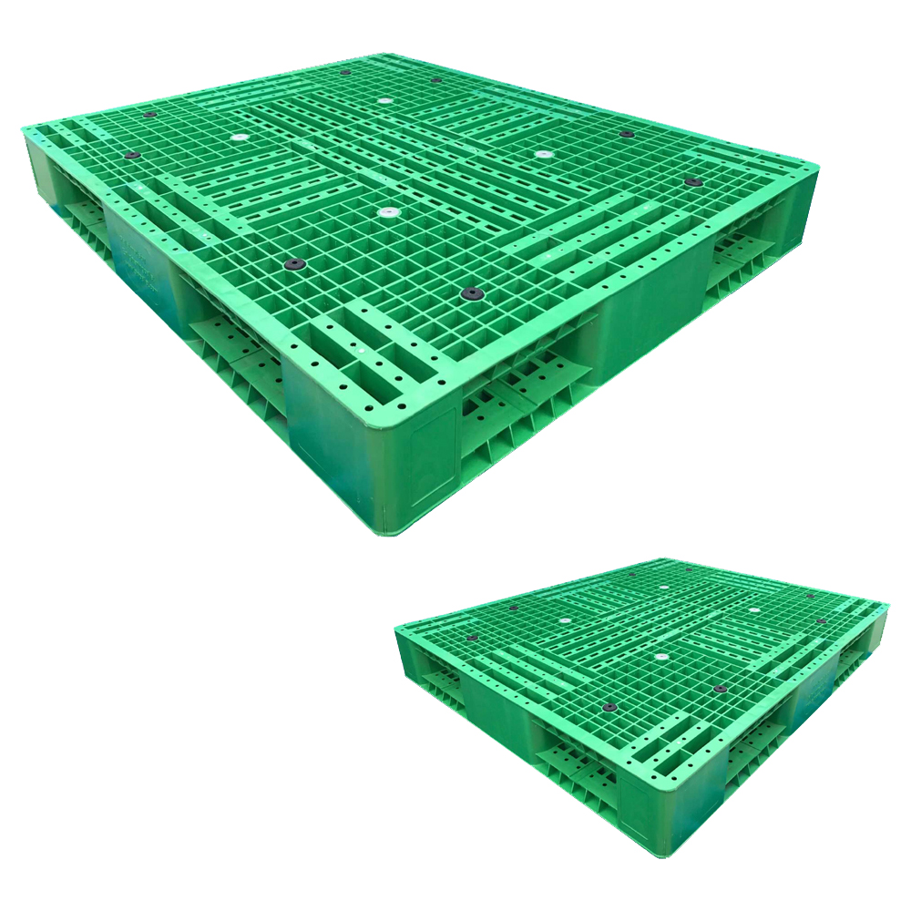 Double Deck Plastic Pallet for Transportation And Storage