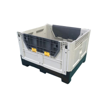Food Grade Plastic Crate for Transportation And Storage