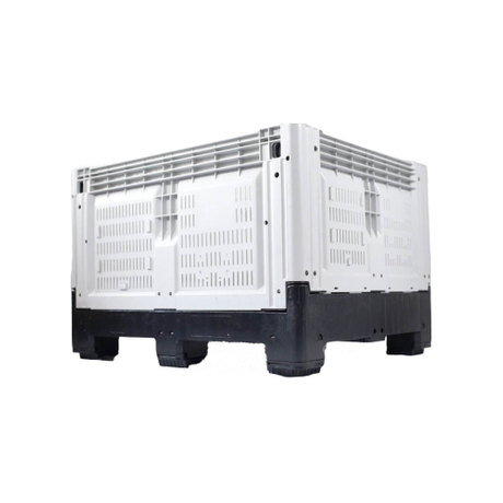 1200*1000*810 Grid Walls Ventilated Plastic Storage Containers