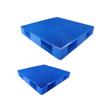 Heavy Duty Plastic Pallet Blue for Sale