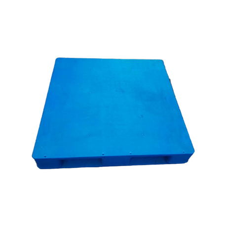 Hard Plastic Stacked Plastic Pallet for Racking