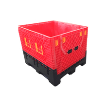 1200*1000*975 Close Large Heavy Duty Collapsible Plastic Pallet Box