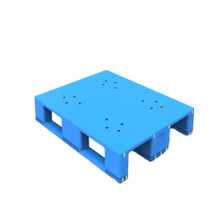Reusable Single Side Plastic Pallet for storage