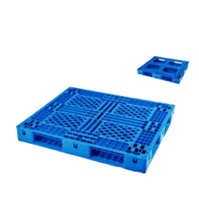 1300*1100*150 HDPE Stacked Grid Deck Plastic Pallet