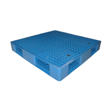 Plastic Pallets with 6Runners Open Deck