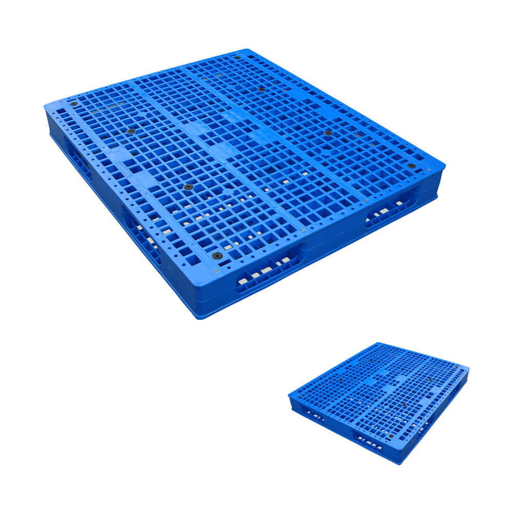 Nestable Plastic Pallets 4 Way for Sale