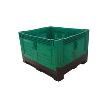 Reusable Packaging Grid Plastic Crates with Pallet And Lid