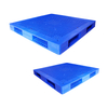 Grid Stackable Plastic Pallets Blue Plastic Pallets