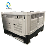 Bulk Plastic Storage Bins with Lids Plastic Pallet Box for Sale
