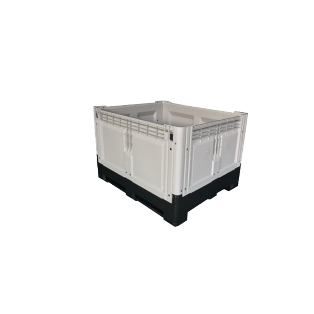 PP Material Plastic Storage Box for Warehouse Storage