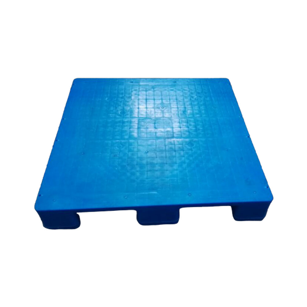Smooth Design Stacked Plastic Pallet for Storage