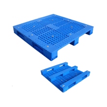 Single Use Plastic Pallet for Warehouse