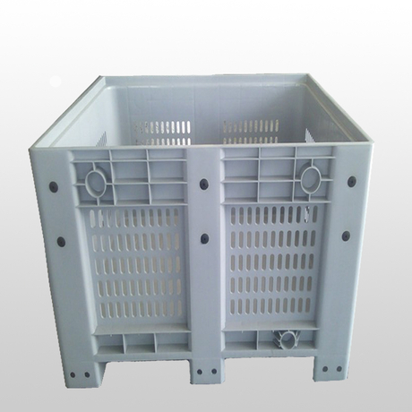 Plastic Pallet Box Folding Large Container