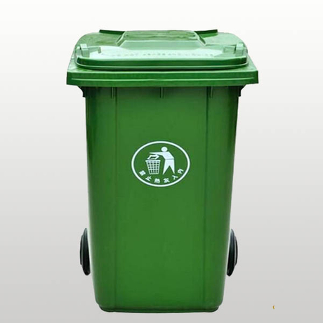 Plastic Dustbin 240L Large Trash Cans